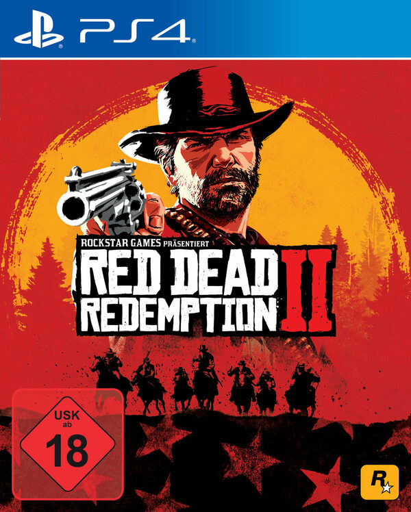 Red Dead Redemption 2 Playstation 4 Bild