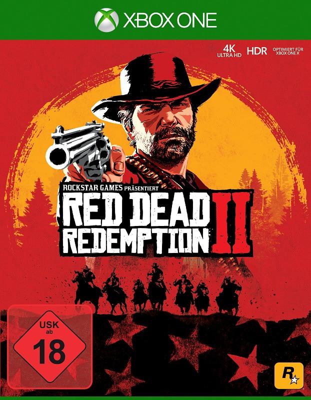 Red Dead Redemption 2 XBox One Bild