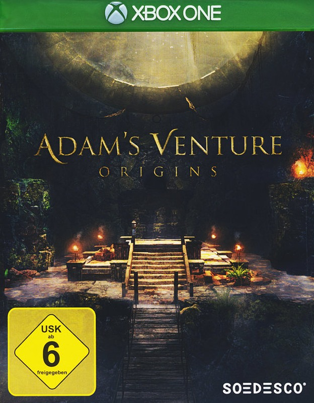 Adam's Venture Origins XBox One Bild