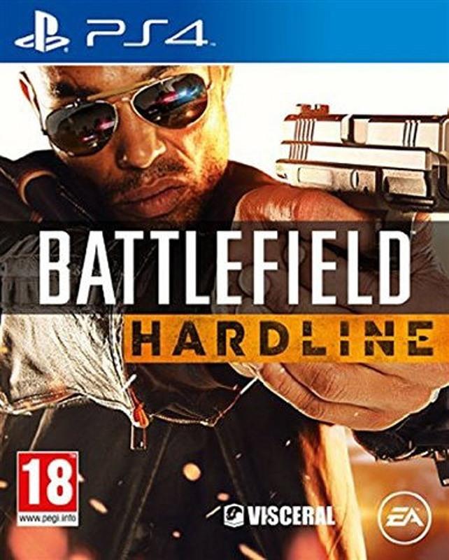 Battlefield Hardline (PEGI) Playstation 4 Bild