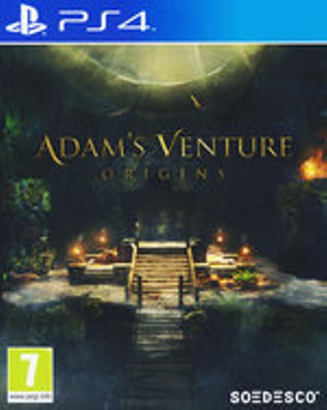 Adam's Venture Origins Playstation 4 Bild