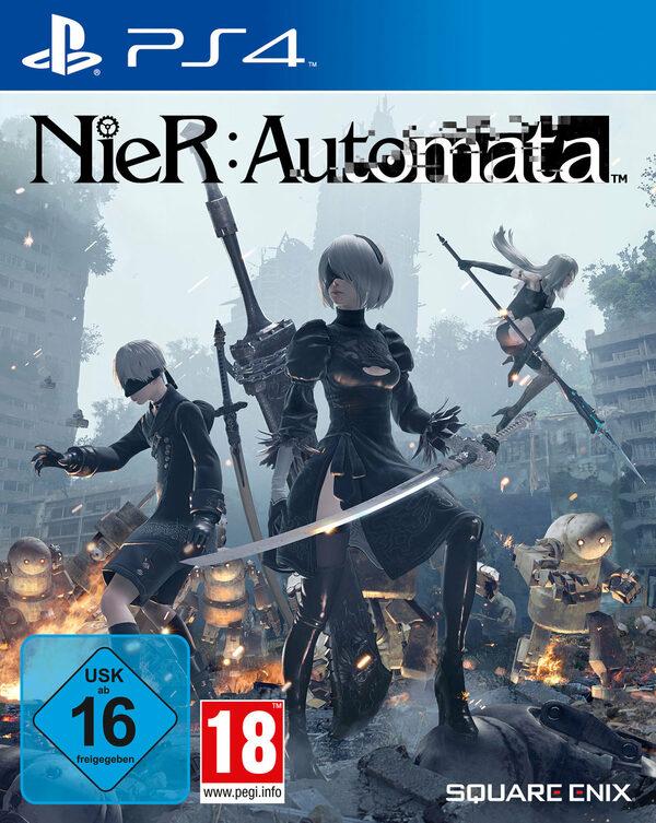 NierR: Automata Playstation 4 Bild
