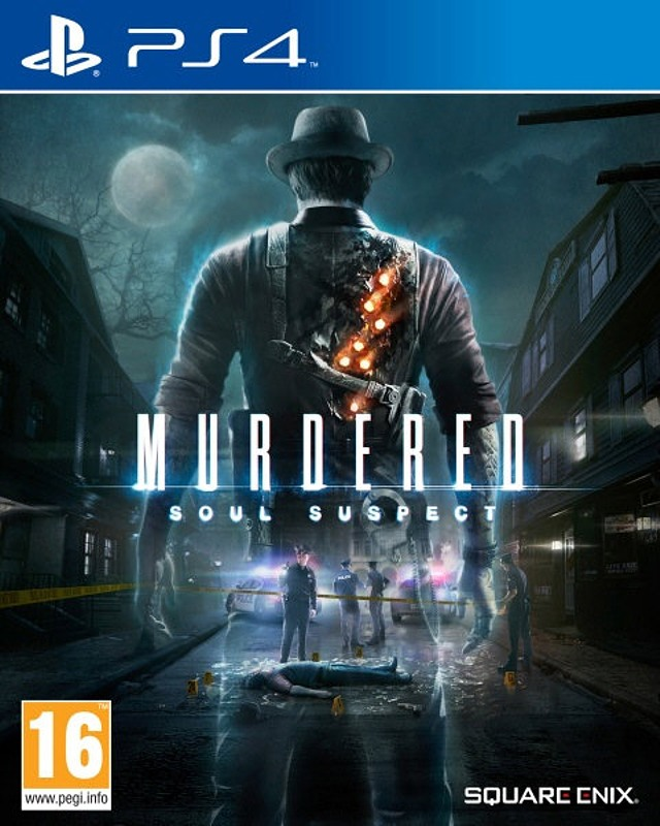 Murdered - Soul Suspect (PEGI) Playstation 4 Bild