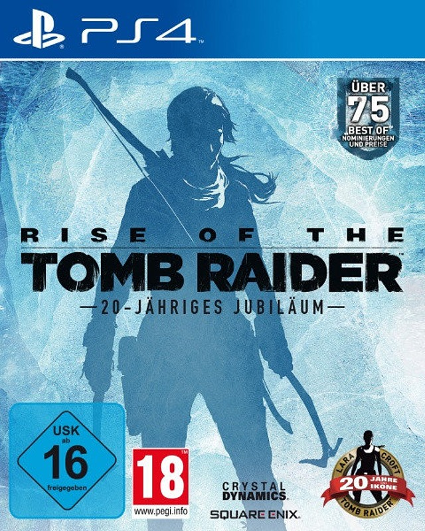 Rise of the Tomb Raider - 20-Jähriges Playstation 4 Bild