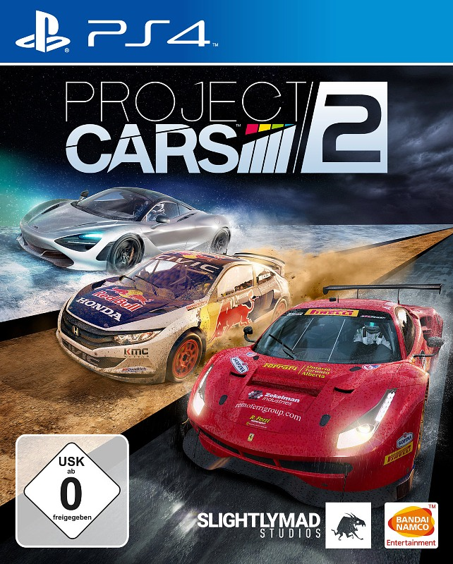 Project Cars 2 Playstation 4 Bild