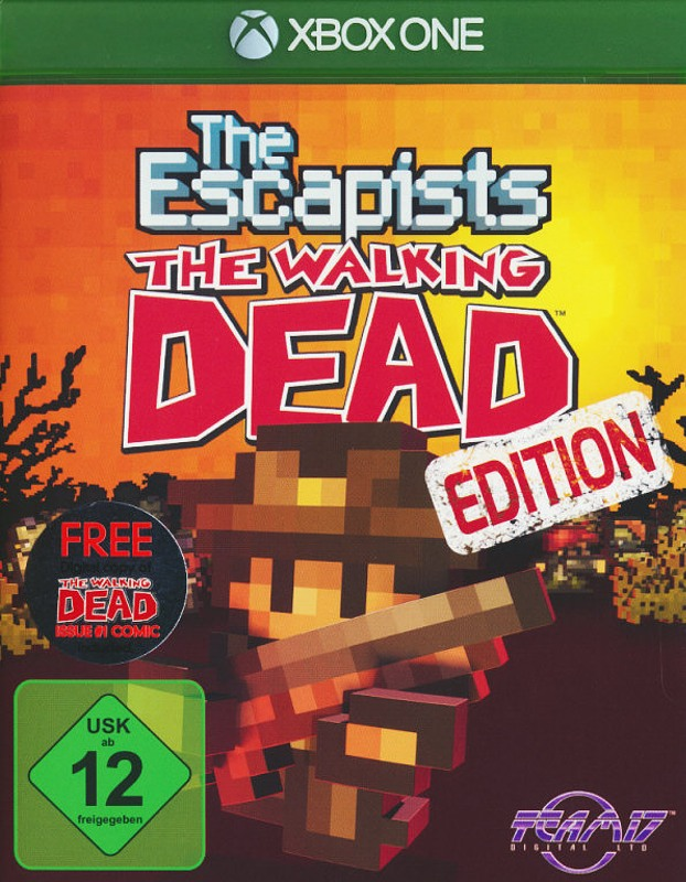 The Escapists - The Walking Dead Edition XBox One Bild