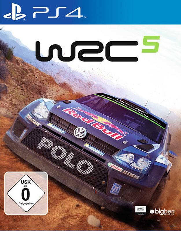 WRC 5 Playstation 4 Bild