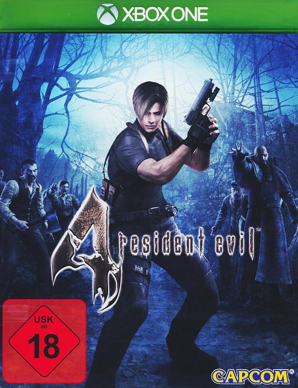 Resident Evil 4 XBox One Bild