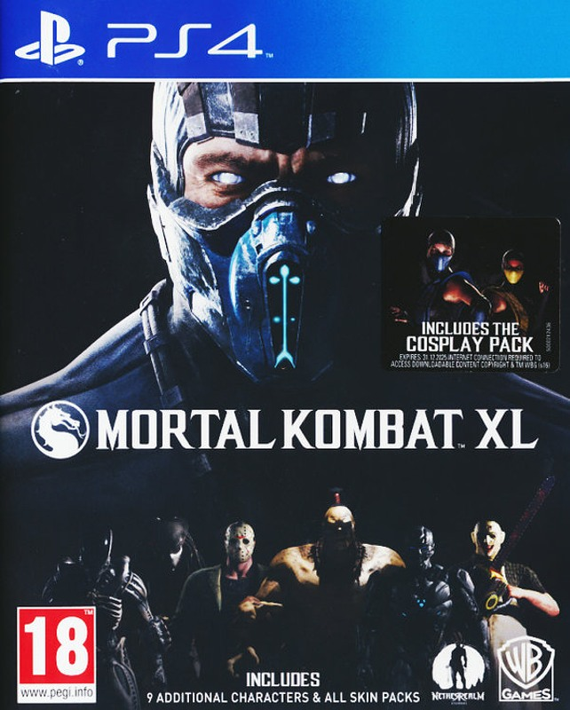Mortal Kombat XL (AT-Version) Playstation 4 Bild