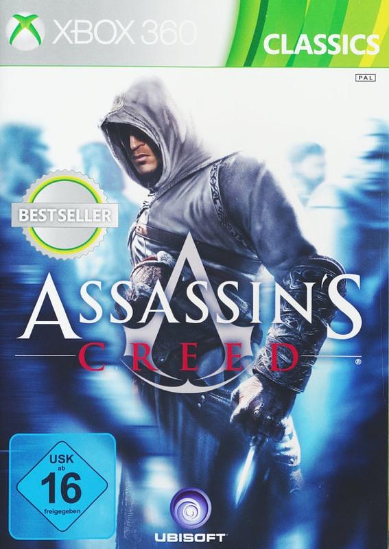 Assassin's Creed XBox 360 Bild