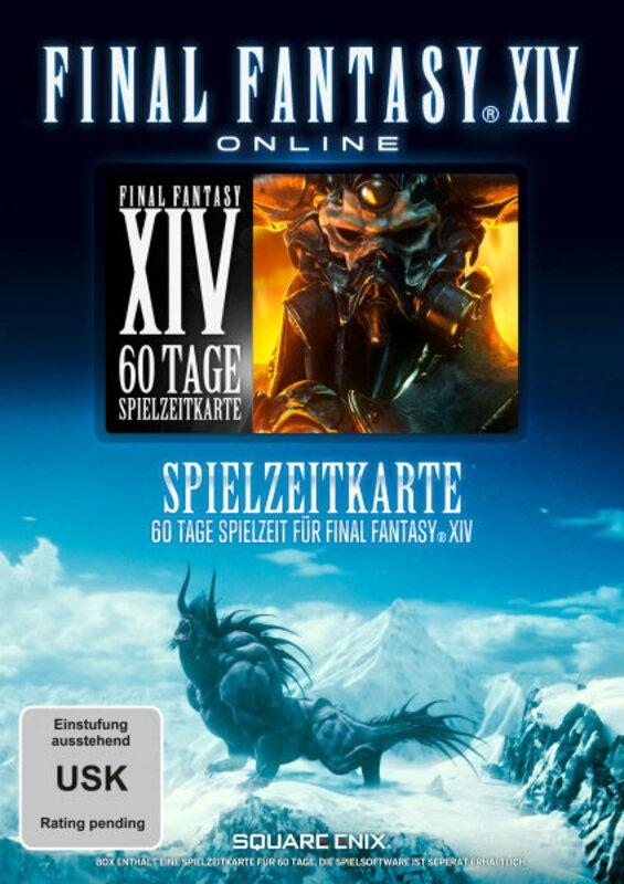 Final Fantasy XIV Online - 60-Tage Spielzeitk. PS3 Bild
