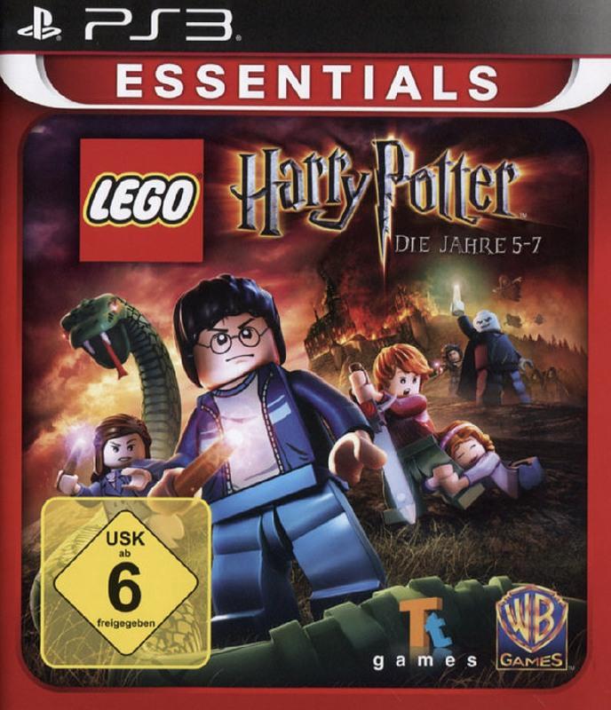 Lego Harry Potter - Die Jahre 5 - 7 PS3 Bild
