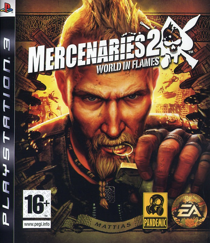 Mercenaries 2: World in Flames (Uncut) PS3 Bild