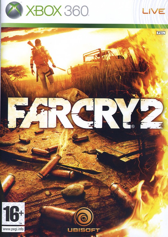 Far Cry 2 (Uncut) XBox 360 Bild