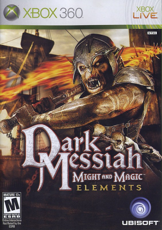 Dark Messiah of Might & Magic: Elements (Uncut) XBox 360 Bild
