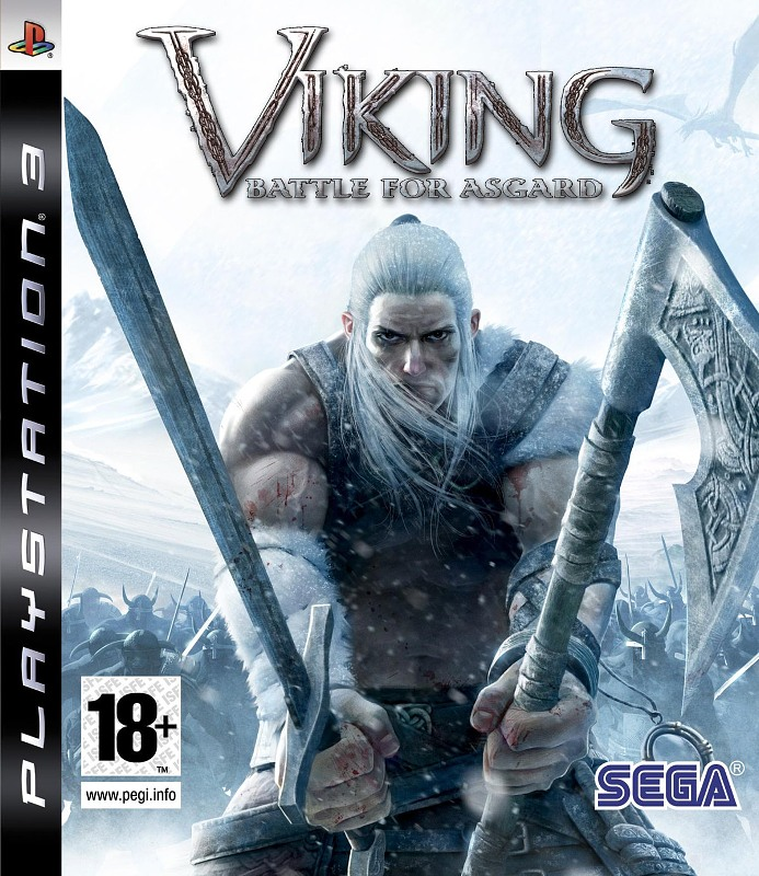 Viking: Battle for Asgard (Uncut) PS3 Bild
