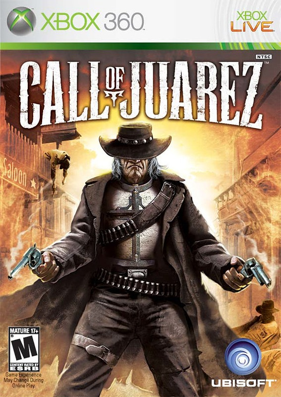 Call of Juarez (PEGI) XBox 360 Bild