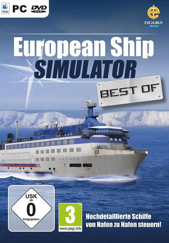 European Ship Simulator - Best of PC Bild