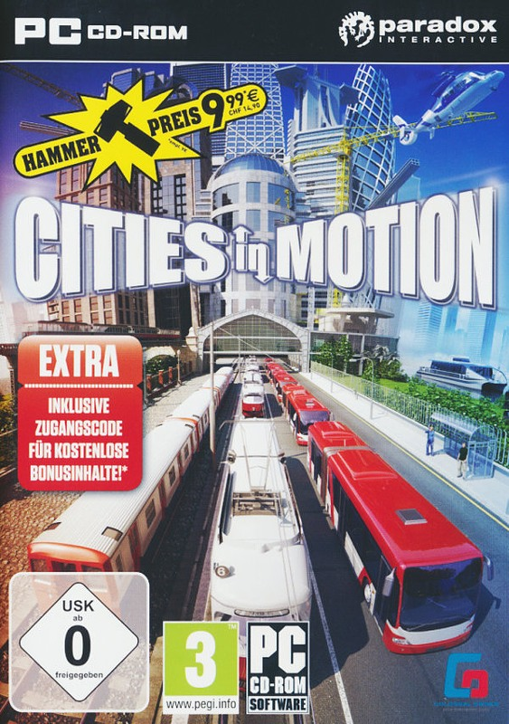 Cities in Motion PC Bild