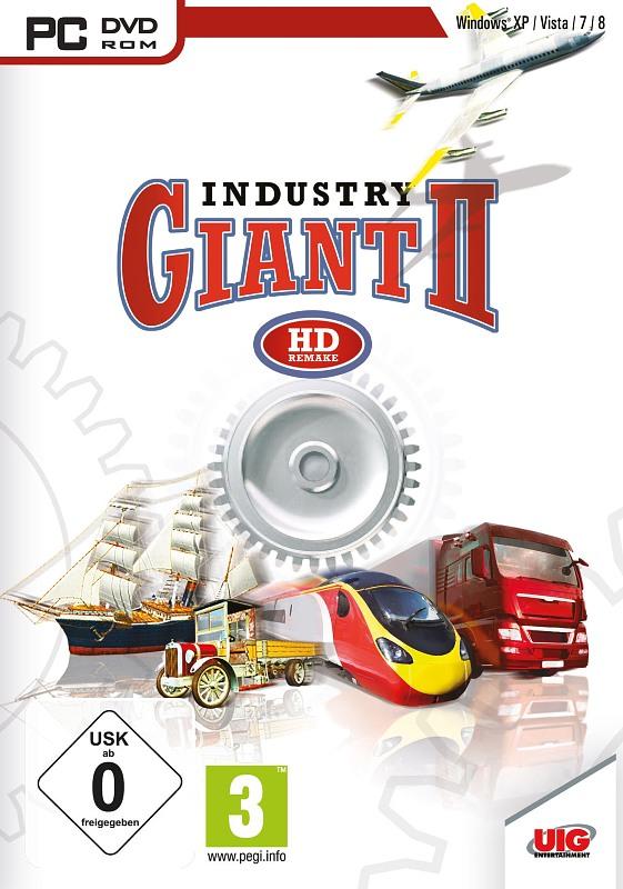 Industry Gigant 2 HD Remake PC Bild