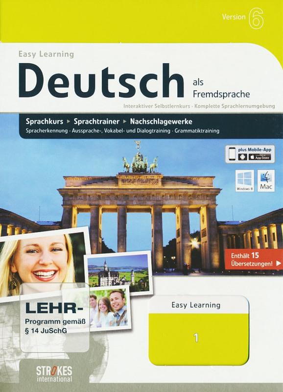 Strokes Deutsch 1 V. 6.0 PC Bild
