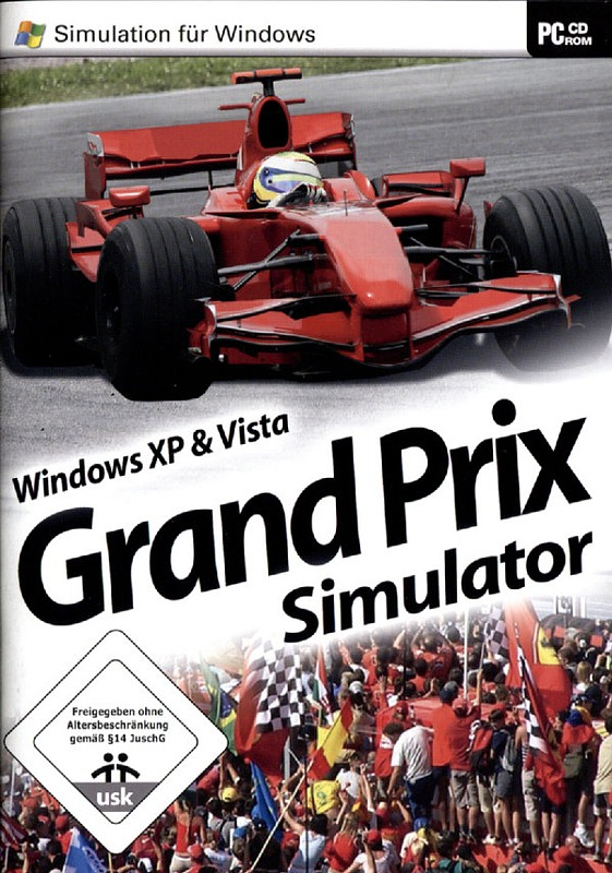 Grand Prix Simulator PC Bild