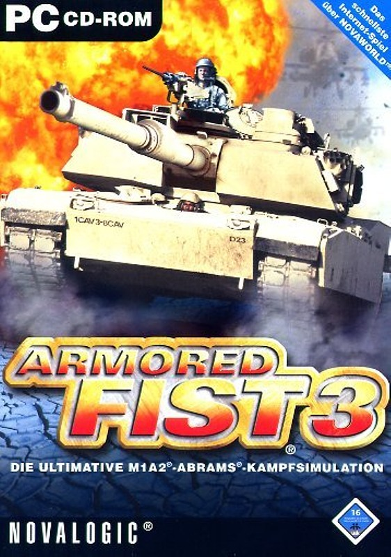Armored Fist 3 PC Bild