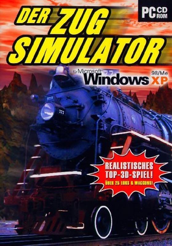 Der Zugsimulator PC Bild