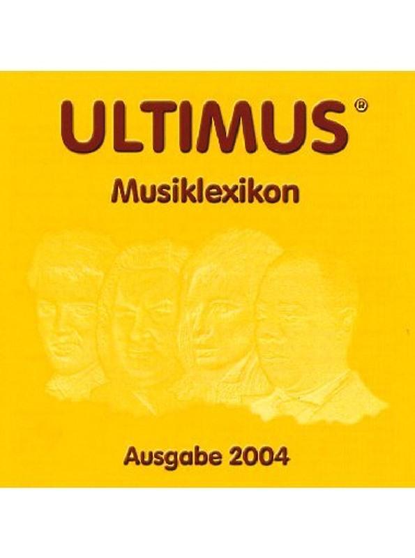 Ultimus Musiklexikon 6.1 PC Bild