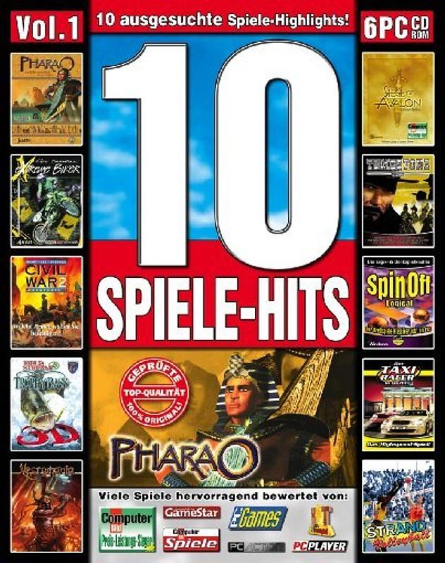 10 Spiele-Hits Vol. 1 PC Bild