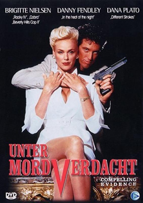 Unter Mordverdacht DVD Bild