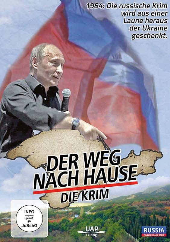 Der Weg nach Hause - Die Krim DVD Bild
