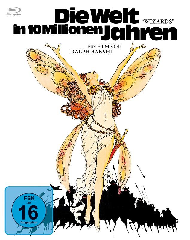 Die Welt in 10 Millionen Jahren  [SB] Blu-ray Bild