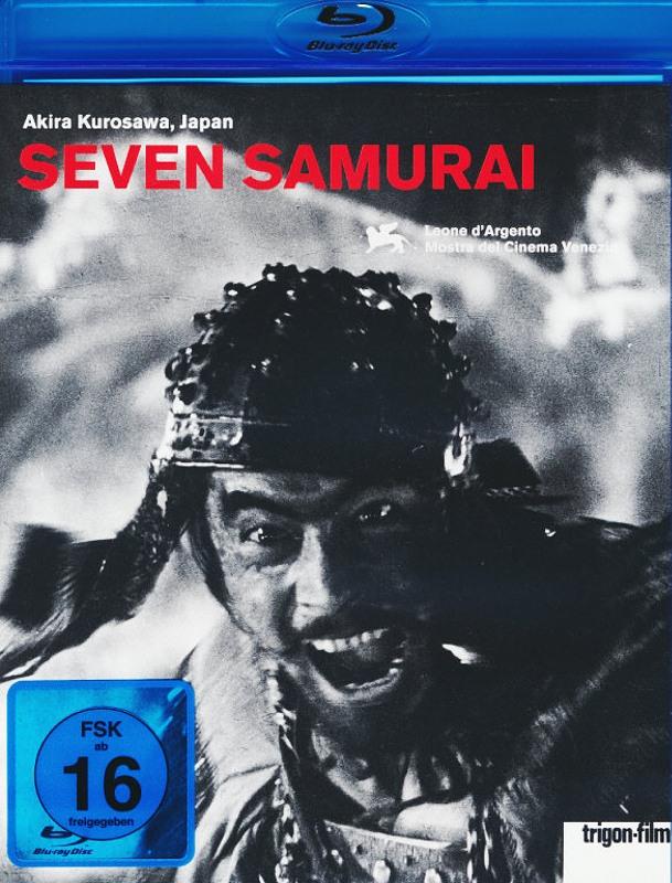 Die sieben Samurai - Seven Samurai (OmU) Blu-ray Bild