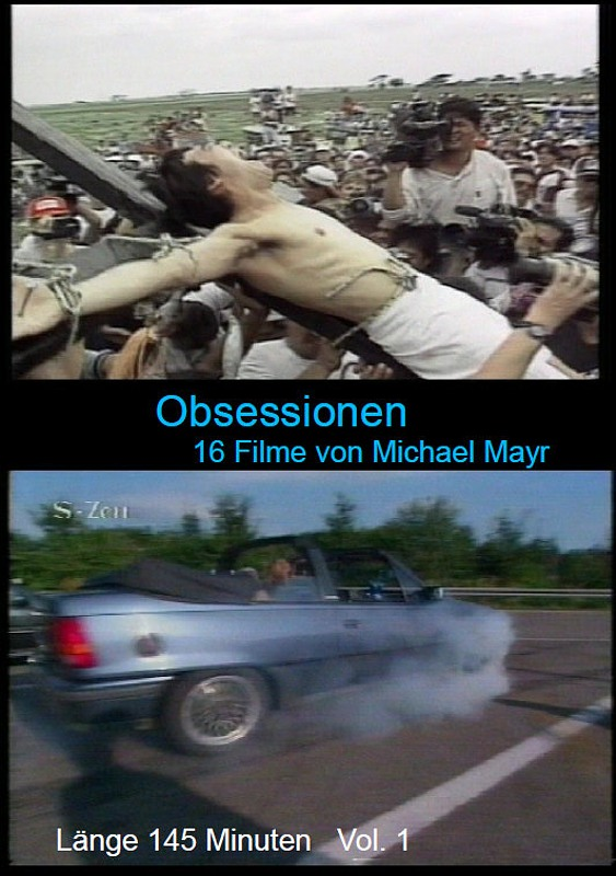 Obsessionen Vol. 1 DVD Bild