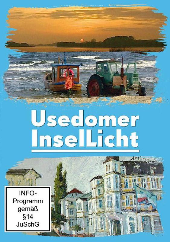 Usedomer InselLicht DVD Bild