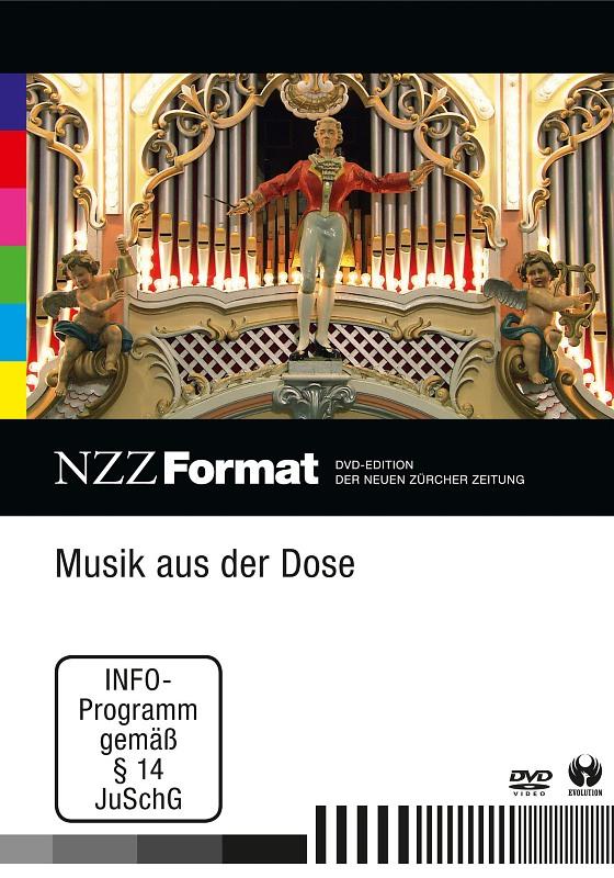 Musik aus der Dose - NZZ Format DVD Bild