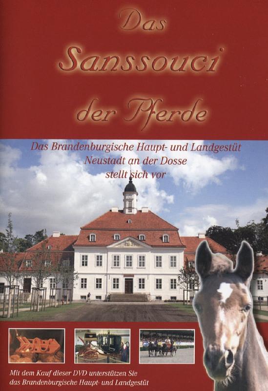 Das Sanssouci der Pferde DVD Bild