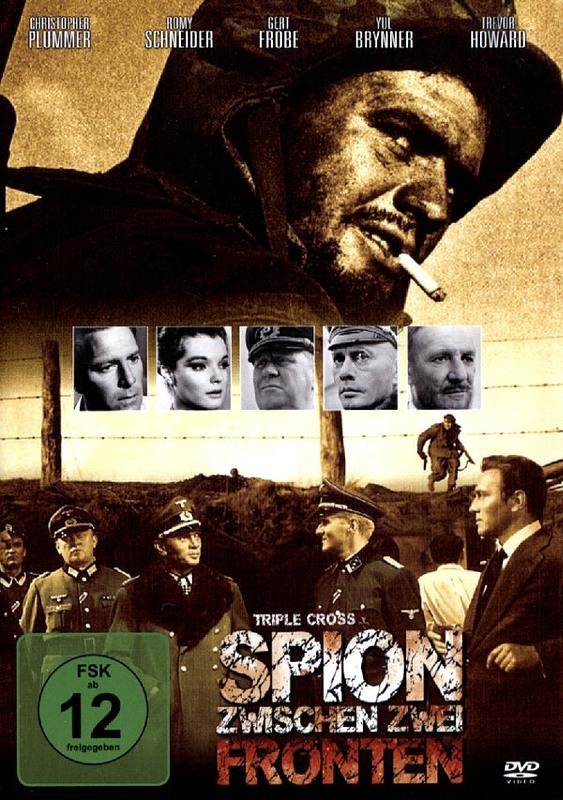 Spion zwischen zwei Fronten DVD Bild