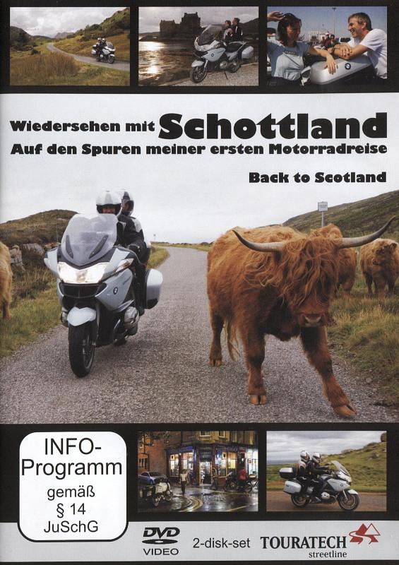 Wiedersehen mit Schottland  [2 DVDs] DVD Bild