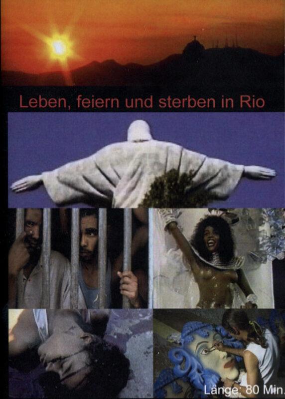 Leben, feiern und sterben in Rio DVD Bild