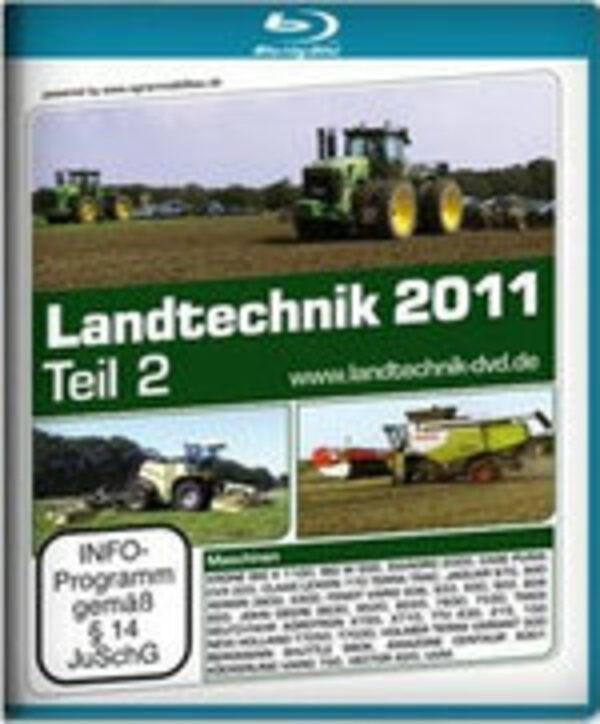 Landtechnik 2011 - Teil 2 Blu-ray Bild