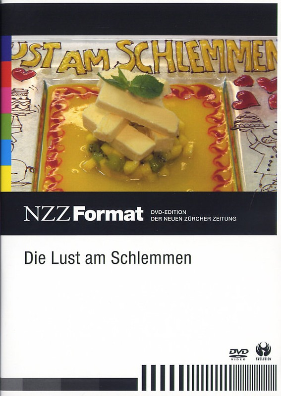 Die Lust am Schlemmen - NZZ Format DVD Bild
