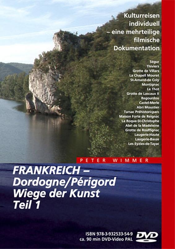 Frankreich - Dordogne/Perigord-Wiege der Kunst 1 DVD Bild