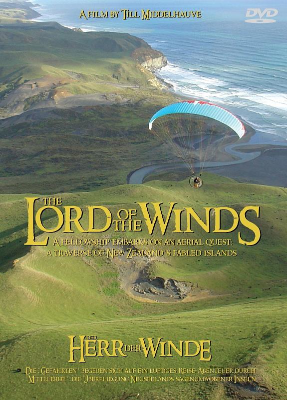 Der Herr der Winde DVD Bild
