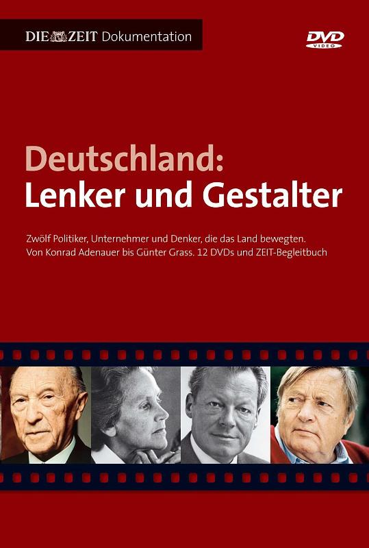 Deutschland - Lenker und Gestalter [12 DVDs] DVD Bild