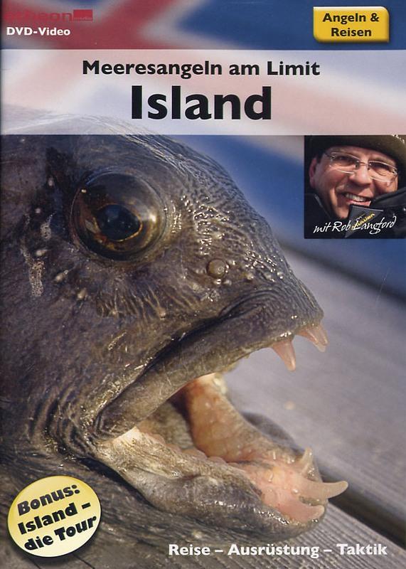 Island - Meeresangeln am Limit DVD Bild