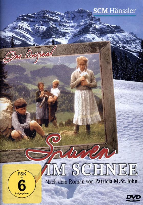 Spuren im Schnee DVD Bild