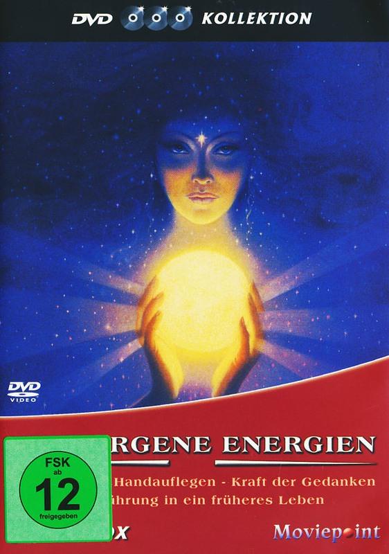 Verborgene Energien  [3 DVDs] DVD Bild