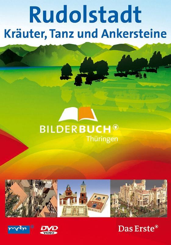 Rudolstadt - Kräuter, Tanz und Ankersteine DVD Bild